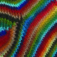 Misti Alpaca - Hand Paint Sock - Reggaeton HS19