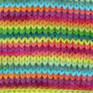 Misti Alpaca - Hand Paint Sock - Edible Brights HS56