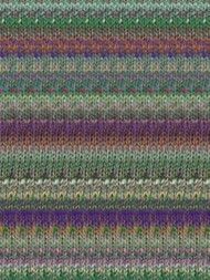 Noro - Kibou #5 - (Green, Purple, Orange)