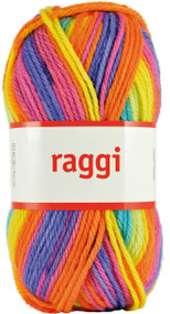 Aalta Raggi Yarn - Splash # 15115