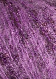 Karabella - Gossamer - Purple on Purple 6111