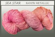 Blue Heron - Rayon Metallic - Sea Star