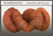 Blue Heron - Rayon Metallic - Rosewood