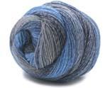 Lana Grossa - Gomitolo Versione - 402 Blue Bayou