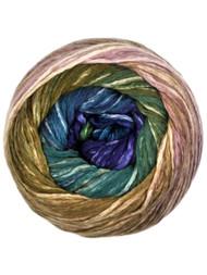 Juniper Moon - Cumulus Rainbow #214 Peacock Feather