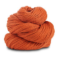 Blue Sky Fibers - Organic Cotton Worsted - Pumpkin #622