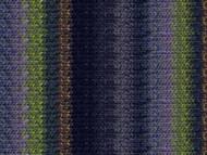Noro - Kama #29 Black Violet Green
