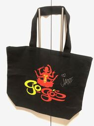 Copy of Jane Wiedlin Go-Go's Drummer Tote Bag