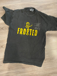 Jane Wiedlin froSTed T-Shirt - Autographed