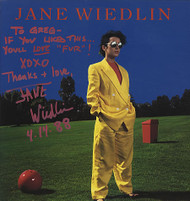Your Personal Items - Autographed by Jane