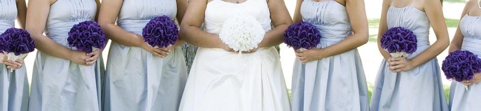 Purple wedding bouquets purple wedding flowers purple wedding bouquets mightylinksfo