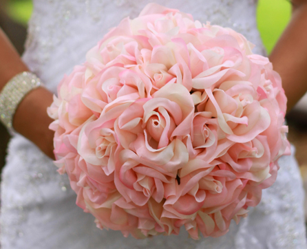 Silk wedding flowers affordable wedding decor and silk bridal bouquets silk wedding bouquets mightylinksfo