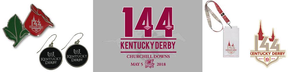 2018 kentucky derby pins