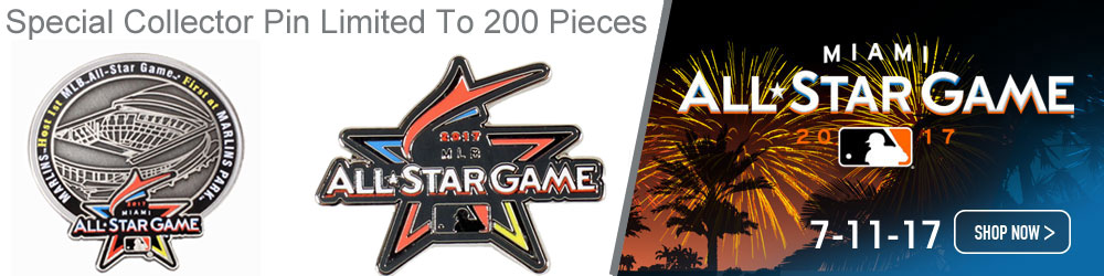 2017 All-Star Pins