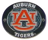 Auburn Tigers Oval Pin