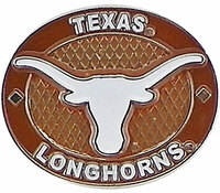 Texas Longhorns Oval Pin