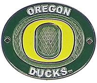 Oregon Ducks Oval Pin
