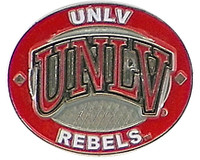 UNLV Rebels Oval Pin