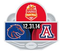 2014 Vizio Fiesta Bowl Boise State vs. Arizona