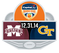 Capital One Orange Bowl Mississippi State vs. Georgia Tech