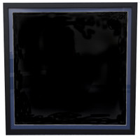 """Extra Large Lapel Pin Collector Frame w/ Matting - 28"""" x 28"""""""