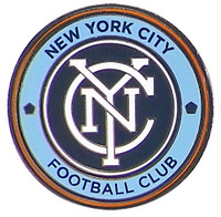 New York City Football Club Pin