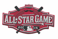 2015 MLB All-Star Game Patch
