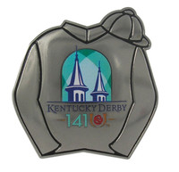 2015 Kentucky Derby 141 Jockey Silks Pin
