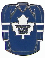 Toronto Maple Leafs Jersey Pin