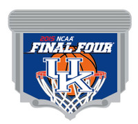 Kentucky Wildcats 2015 Men's NCAA Final Four Pin