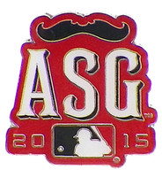 2015 MLB All-Star Game Secondary Logo Pin