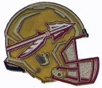 Florida State Seminoles Helmet Pin