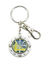 Golden State Warriors Impact Key Chain