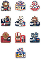 World Series History Commemorative Pin Collection - Release #1