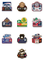 World Series History Commemorative Pin Collection - Release #3