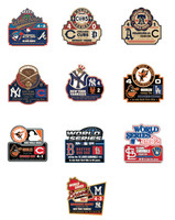 World Series History Commemorative Pin Collection - Release #5
