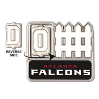 Atlanta Falcons Offense / Defense Spinner Pin