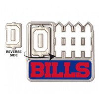 Buffalo Bills Offense / Defense Spinner Pin