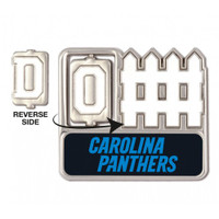 Carolina Panthers Offense / Defense Spinner Pin