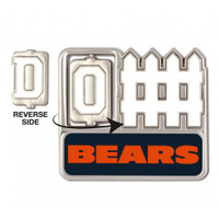 Chicago Bears Offense / Defense Spinner Pin