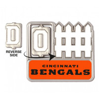 Cincinnati Bengals Offense / Defense Spinner Pin