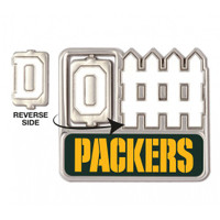 Green Bay Packers Offense / Defense Spinner Pin