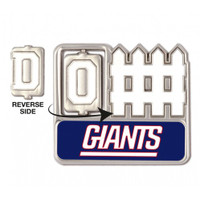New York Giants Offense / Defense Spinner Pin