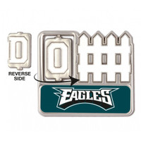 Philadelphia Eagles Offense / Defense Spinner Pin