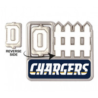 Los Angeles Chargers Offense / Defense Spinner Pin