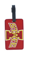Iowa State Luggage Tag.