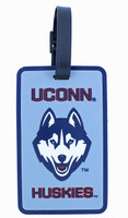 University of Connecticut Uconn Bag / Luggage Tag