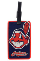 Cleveland Indians Luggage Bag Tag