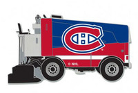 Montreal Canadiens Zamboni Pin