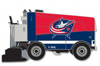 Columbus Blue Jackets Zamboni Pin
